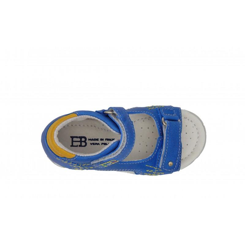 Eb Shoes Πέδιλο Μπλε