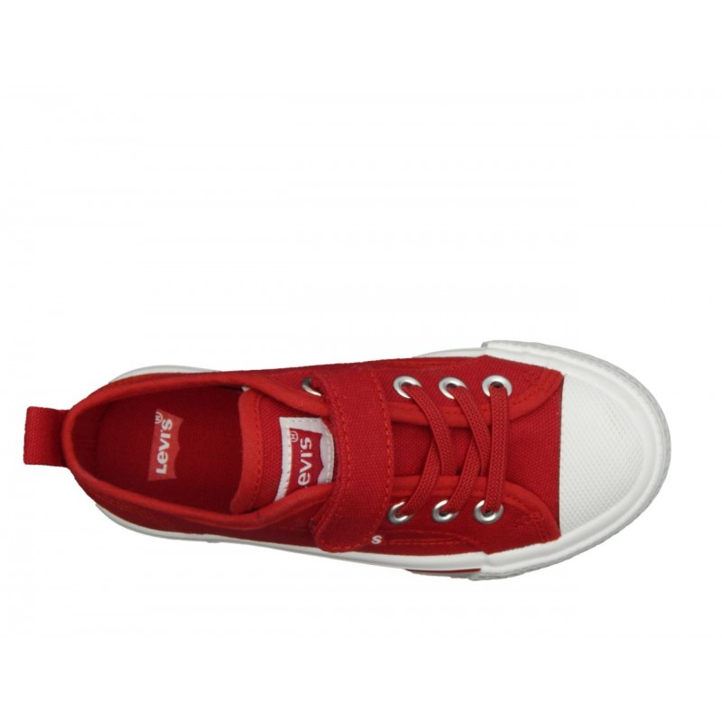 Levi's Sneakers Maui VORI0005T Red