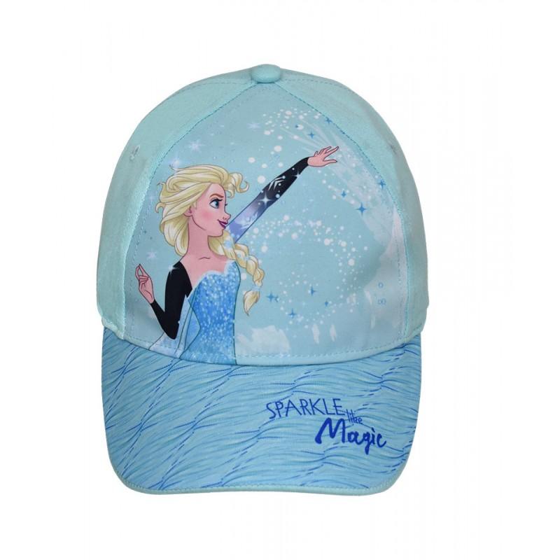 Παιδικό καπέλο τζόκεϋ Frozen Elsa