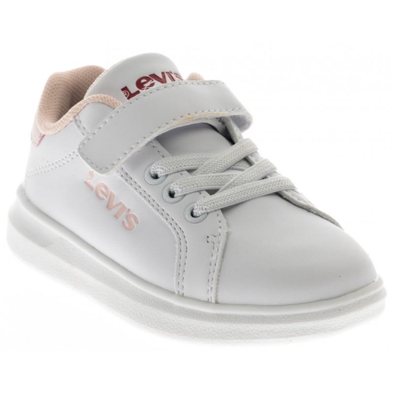 Levi's Ellis Mini White Pink