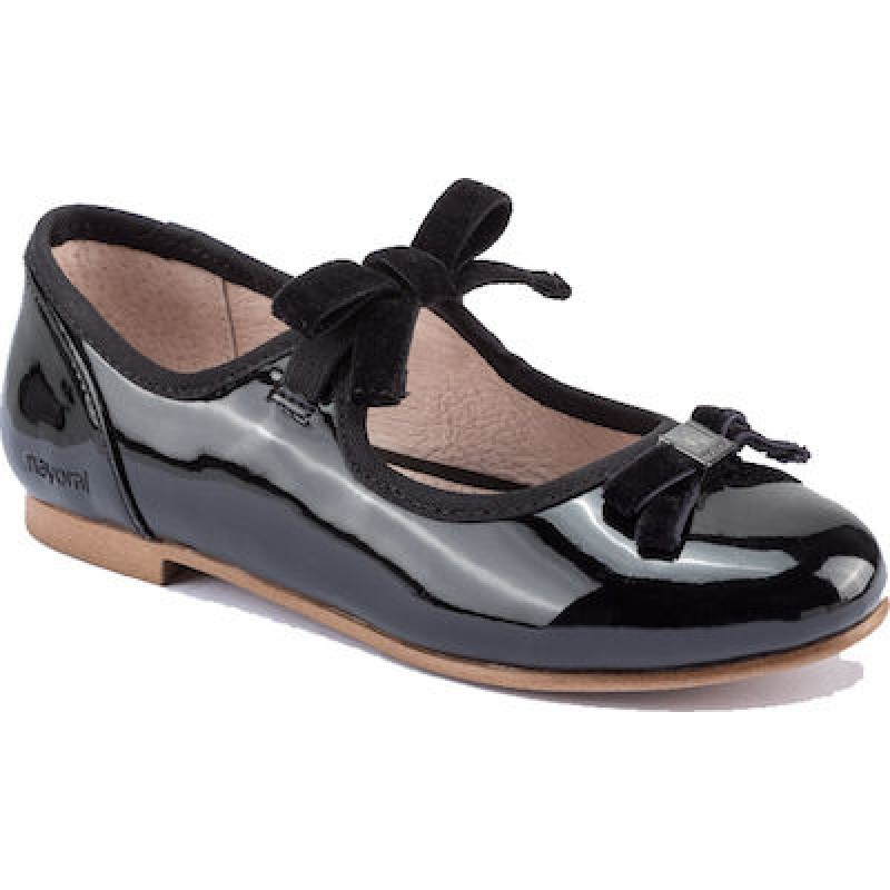 Mayoral Patent Leather Ballerinas 44209-080