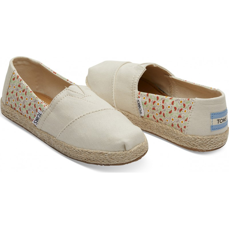 Toms Classic Birch  Local Floral 10013616-36