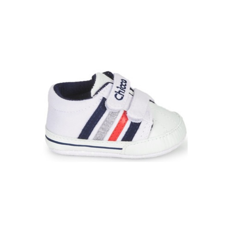 Chicco Παπούτσι Αγκαλιάς Shoe Norman Λευκό