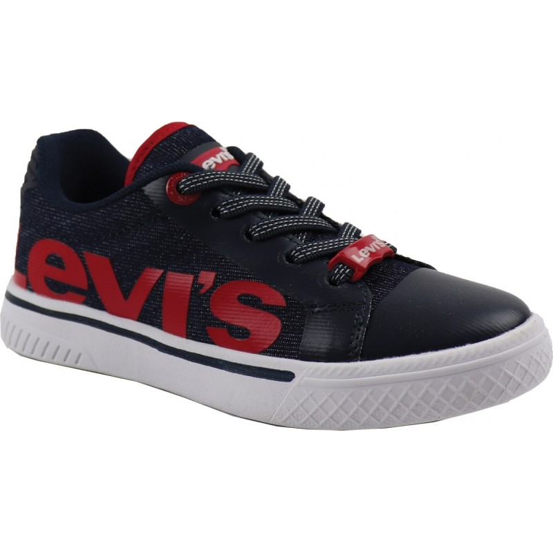 Levi's Sneakers Future Mega VFUT0040T Navy Denim