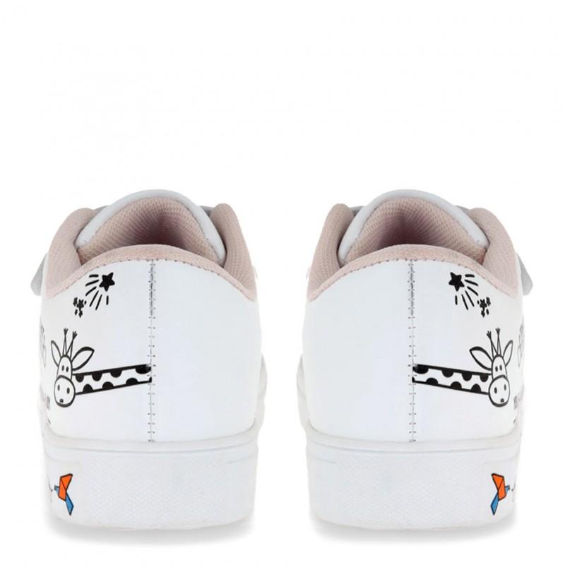 Exe Kids Sneaker  MA49R3112D41  Λευκό