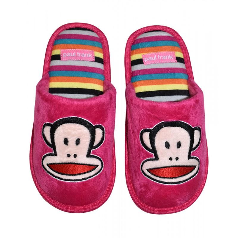 Paul Frank Παιδικές παντόφλες Ροζ