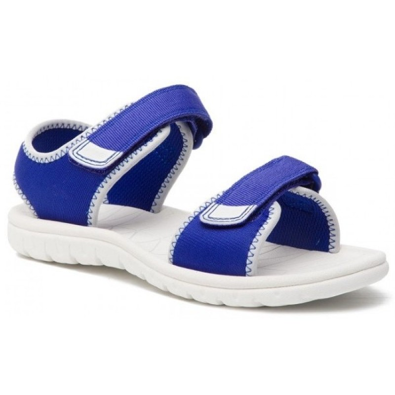 Clarks Surfing Tide T 26140848 Blue Synthetic