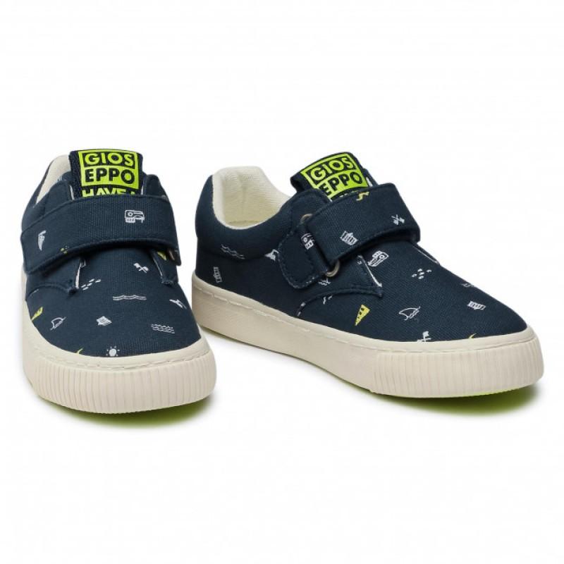 GiosEppo Sneaker 59606 Navy Blue