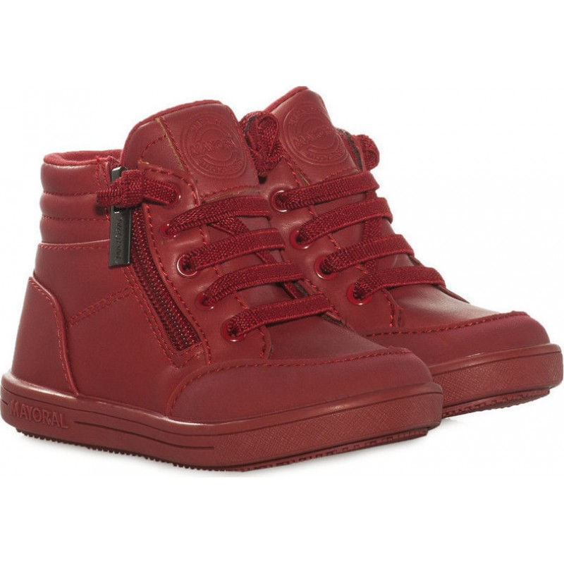 Mayoral Boots Boy 42764-28 Red