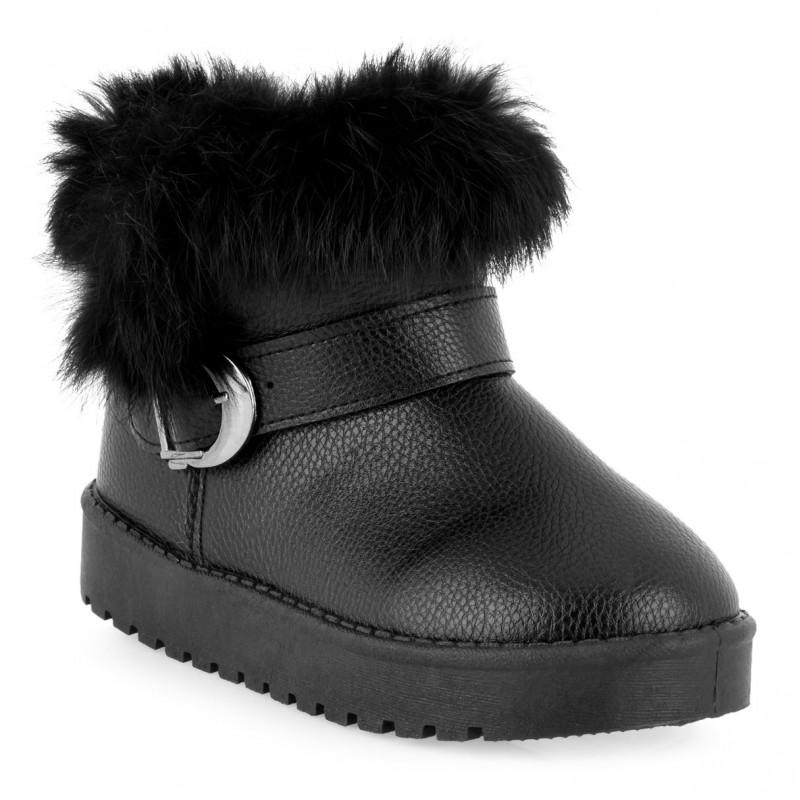 Exe Kids Boots LA36V0261001 Black