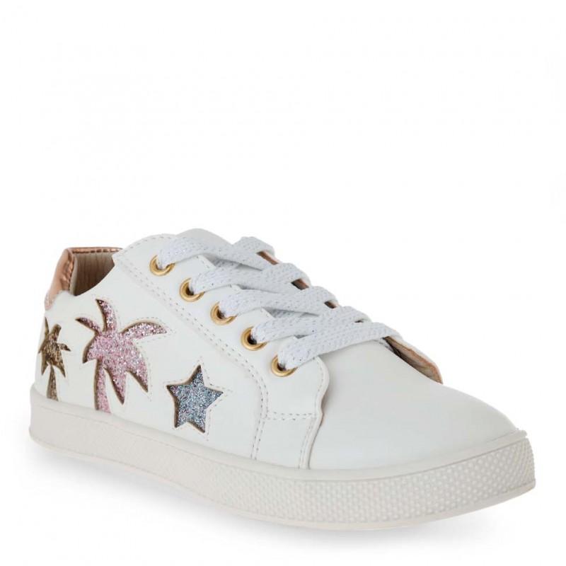 Exe Kids Sneaker MA11W617119C Λευκό