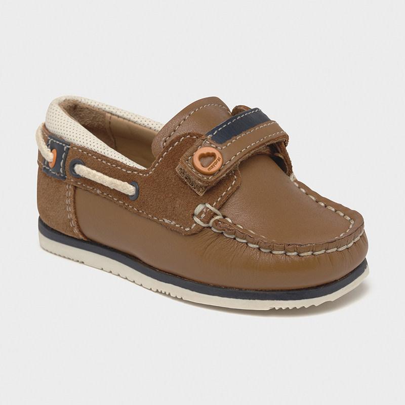 Mayoral Παπούτσι ναυτικό baby αγόρι 41284-080