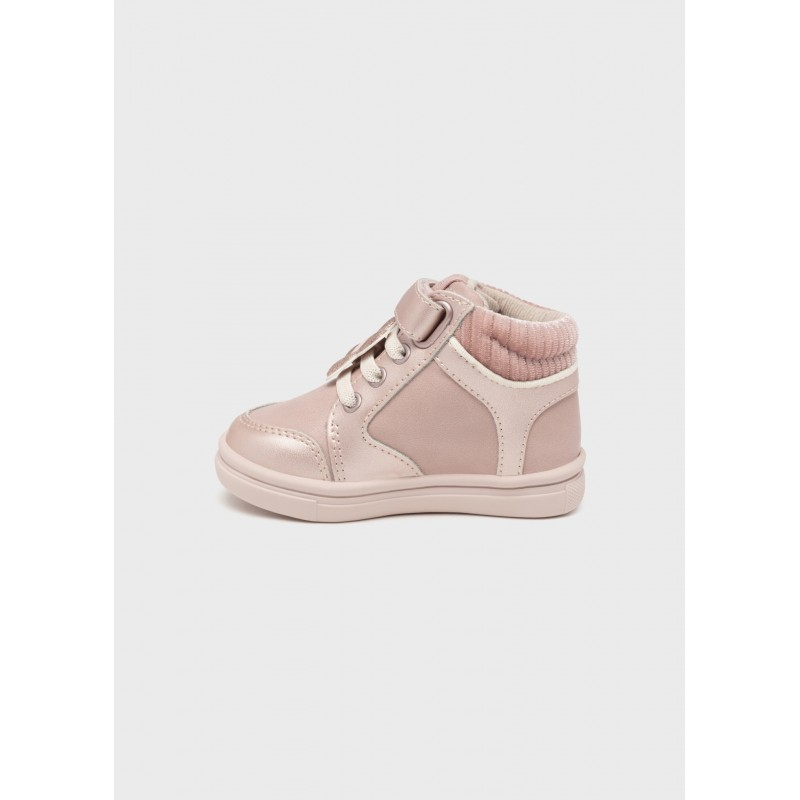 Mayoral Boots Baby Girl Pink 42232-092